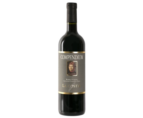 COMPENDIUM RED WINE VENETO IGT La Costa 75cl